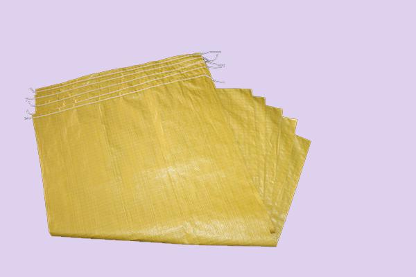 亮黄编织袋