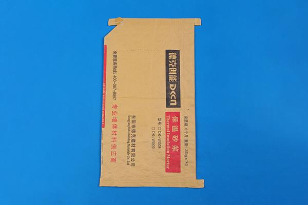 灌装口纸袋