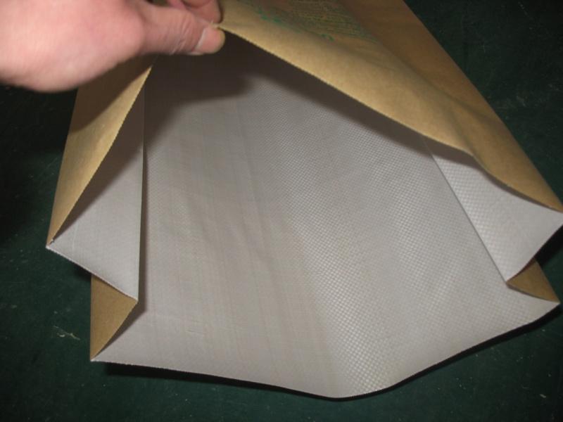 冠福纸塑复合袋产品介绍