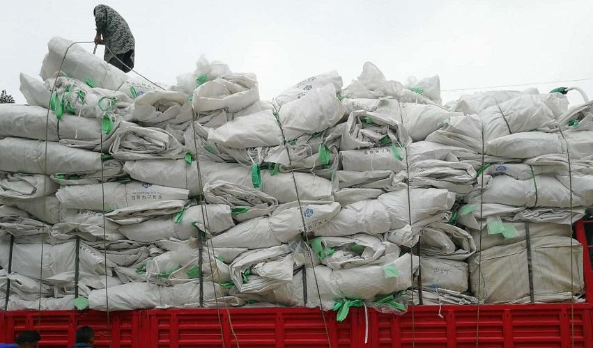 冠福编织袋吨袋出货分享