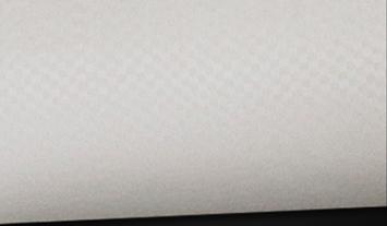白色单层卷